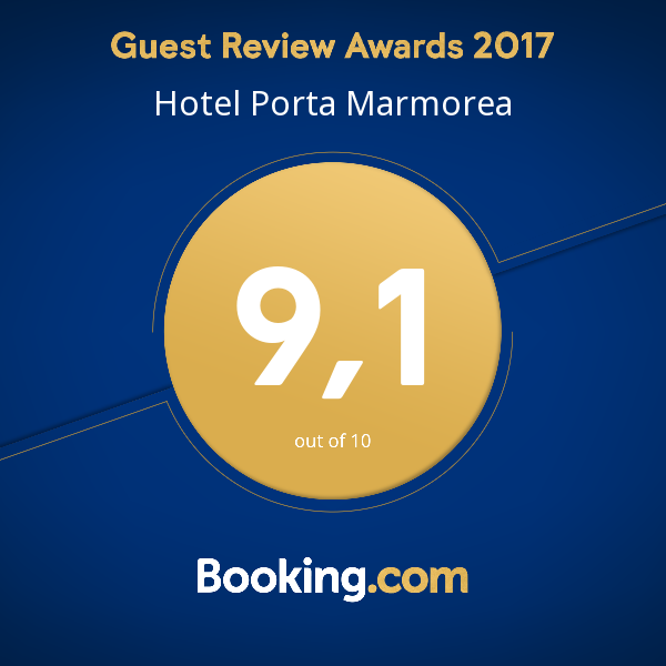 recensione award review booking.com